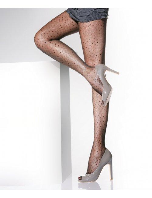 Women's patterned tights RADIX POINT 20DEN Adrian