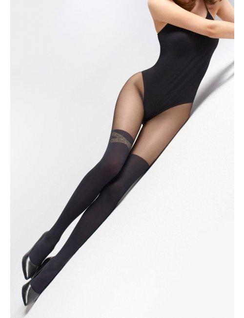 Women's stockings ZAZU U01 20/60DEN Marilyn