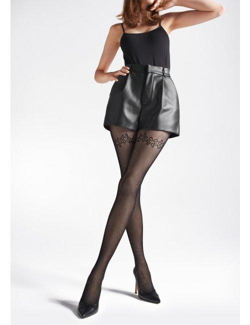 Women's fishnet stockings CHARLY U04 Marilyn