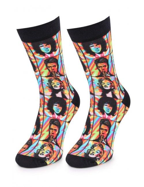 Socks SPECIAL ROCK STARS UNI Marilyn
