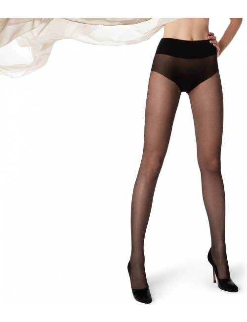 Women's slimming tights SILHOUETTE 30DEN Golden Lady