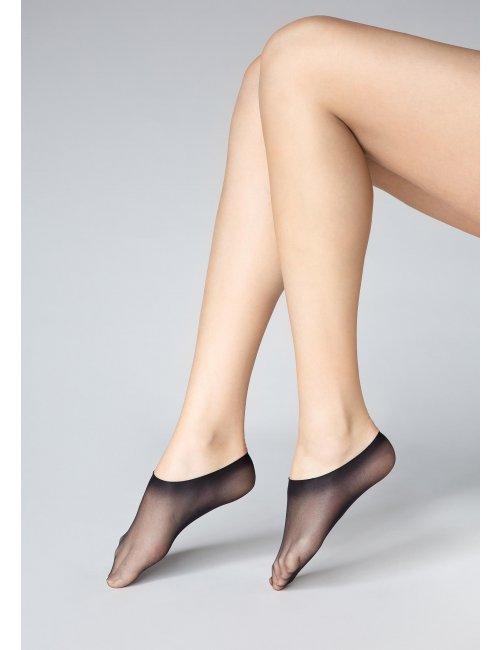 No show socks SILK 15DEN Marilyn - 2 pairs
