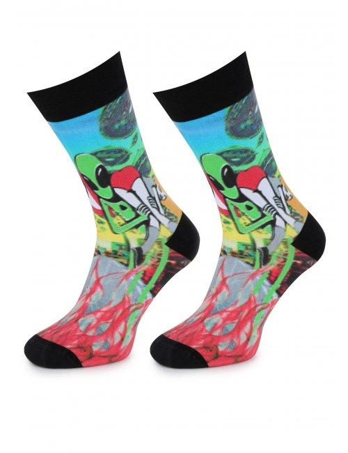 Men's socks SPECIAL ALIEN MEN Marilyn