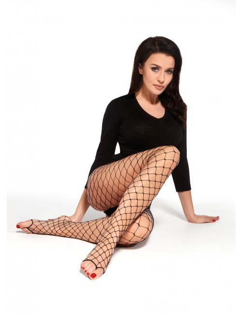 Women's fishnet tights SUNSET Adrian