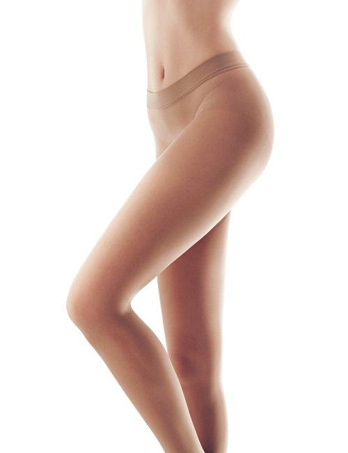 Women's seamless tights SUPERLATIVA 20DEN Omsa