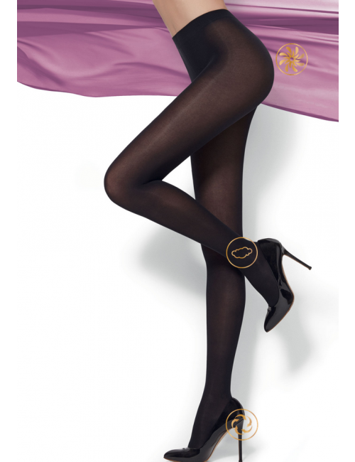 Women's opaque tights TONIC 70DEN Golden Lady
