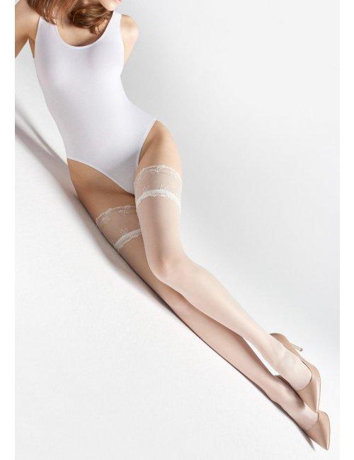 Women's self-hold tights U8 20DEN Marilyn