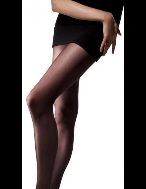 Women's seamless tights VELOUR 15DEN Omsa