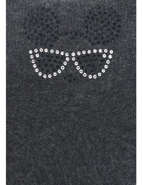 Women's socks DIAMOND GLASSES Marilyn