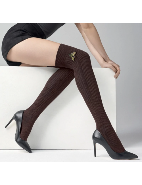 Women's warm over the knees with a fly ZAZU N32 Marilyn